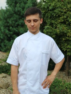 nowość HIT BLUZA KUCHARSKA Executive Chef Producent TENCEL